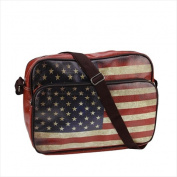 NorthLight 37cm . Decorative American Flag Bag & Purse With Strap
