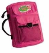 Zondervan Gifts 55221 Bible Cover-Adventure Bible-Medium-Pink Nylon