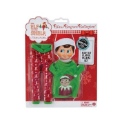 The Elf on the Shelf Scout Elf Playful Pyjama Set Claus Couture Collection