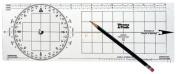 Weems & Plath Marine Navigation Protractor