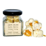 Kats Kalma Ylang Ylang & Sweet Orange Bath Melts