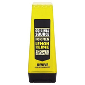 Cussons Lemon and Lime Original Source Shower Gel