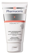 Pharmceris M FOLIACTI stretch marks preventing cream Stretching stripes preventive cream