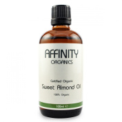 Affinity Organics Certified Organic Sweet Almond Oil
