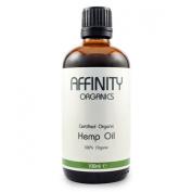 Affinity Organics Certified Organic Hemp Seed Oil