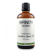 Affinity Organics Certified Organic Camellia Seed Oil