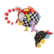 Red Kite Wiggle Bug Clip On Toy