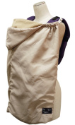 Eightex Huguenot FT Cape Feel Thermo 2-Way Hoodie Winter Cape Cloak Cover Beige from Japan for Stroller or Baby Carrier