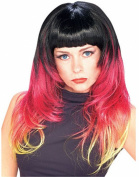 Sunburst - Adult Fancy Dress Wig