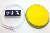 32g Diamond FX Essential Face Paint - Lemon Yellow