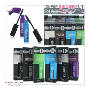 24 x MASCARA SET DIFFERENT COLOURS INDIVIDUALLY WRAPPED LUXURY DISPLAY BOX WHOLESALE UK