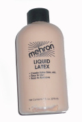 Mehron 117 (270ml, Soft Beige) Liquid Latex
