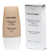 Colorbar Perfect Match Foundation New Natural Rose 005 - HRD Global Store