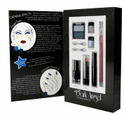 Eyes and Nails Catwalk effects Eyeshadow, Lipstick, Mascara, Eyeliner, Eyeshadow Dark Shades Gift Set