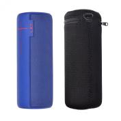 Kinzd® Carry Case for UE MEGABOOM - Water Resistant Carrying Sleeve Cover Bag for Logitech Ultimate Ears UE MEGABOOM Wireless Bluetooth Speaker