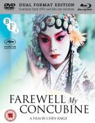 Farewell My Concubine [Region B] [Blu-ray]