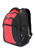 SwissGear 6688201410 Polyester Backpack - Red Course & Black 47cm .