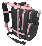 Explorer B3-PK 43cm . Multi Purpose Heavy Duty Backpack Pink