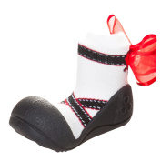 Attipas AB03-S Ballet Shoes US 3.5 Black - Small
