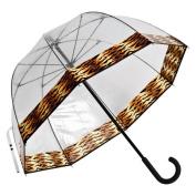 Elite Rain Frankford RF01-TG Premium Fibreglass Bubble Umbrella Tiger Trim
