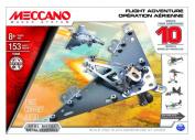 Meccano Flight Adventure 10 Model Set