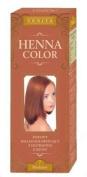 Henna Colour 7 Copper Hair Balm Hair Colour Ecological Effect Of Natural Hair Dye Henna Eco