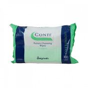 Conti CottonSoft Large Wipes Pack of 100