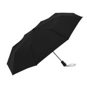 Peerless 4211SO-Black The Element Automatic Mini Umbrella Black