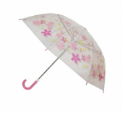 Conch Umbrellas 1079HPink Clear Children Umbrella