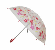 Conch Umbrellas 1079HRed Clear Children Umbrella