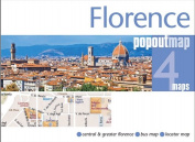 Universal Map 18905 Florence Popout Map