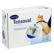 Blood pressure monitor from arm Hartmann Tensoval Comfort - blood from Arm for controler sound hypertension