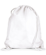 UltraClub 8882 Large Sport Pack - White