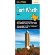Universal Map 10198 Fort Worth Fold Map