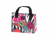 Joann Marie Designs P2LBAFP Poly Lunch Bag - Asian Floral Pack of 6