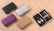 Unison Gifts YTD-507X Glitter Manicure Set Set Of 12