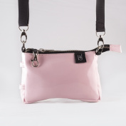 Jennys BagWorks 210-017-2 Bubble Gum Crossbody Bag