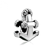 Vintage Anchor Rope Charms Sale Cheap Jewellery Beads Fit Pandora Bracelets