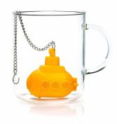 Cute Submarine Silicone Tea Infuser Loose Tea Filter