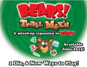 Fireside Games 3002 Bears - Trail Mixad