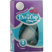 Diva Cup B57575 Diva Cup #2 Post Childbirth -1x1ea