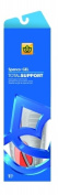 Complete Medical 4630002 Total Support Gel Insoles Size 2