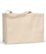 UltraClub A134 Junior Deluxe Tote - Tan