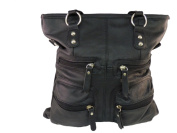 Leather In Chicgo QS5555 Leather Tote Bag