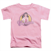 Archie Comics-Veronica Distressed - Short Sleeve Toddler Tee Pink - Small 2T