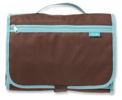 Zondervan Gifts 11446 Bi Cover Tri Fold Organiser Large Brown