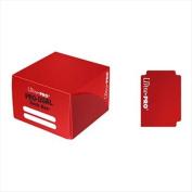 Ultra Pro Magic The Gathering Dual Deck Box - Red