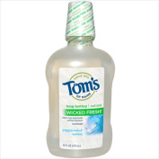 TomS Of Maine Wicked Pepermint Mouthwash - 470ml