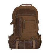 Fox Outdoor 43-778 Retro Cantabrian Excursion Rucksack - Vintage Brown