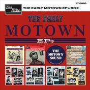 The Early Motown EPs [Box]